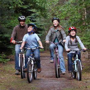 Family Bike Plan Great Rides Summer Family Fun Pinterest