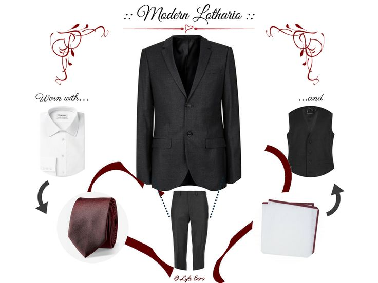 Style Guide: 3 Date Night Looks For The Modern Romantic - M | E