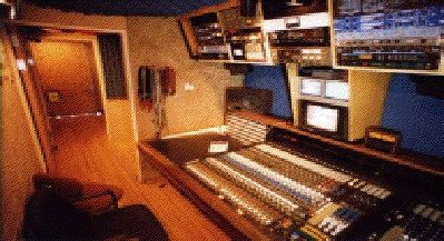 Sphere of Chatsworth California. Created by Don McLaughlin. These were incredible sounding, lovely high-end consoles. Mostly all discrete transistor where