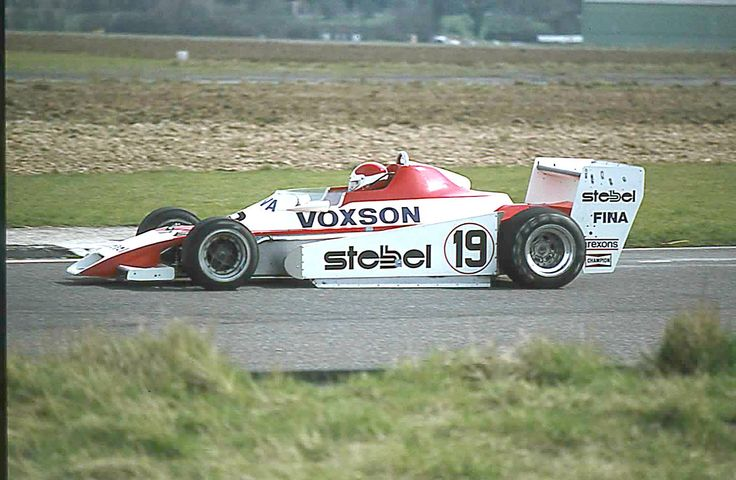 Siegfried Stohr - Chevron B48 BMW - Trivellato Racing Team - XXIII B.A.R.C. 200 1979 - VIII Jochen Rindt Trophy - European F2 Championship, Round 3