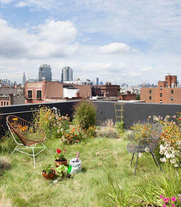 Rooftop Garden / Brooklyn, NYC