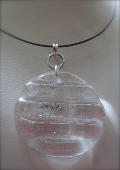FELIX- glass pendant made of recycled glass. Made in Finland. #uniquedesignbymaria