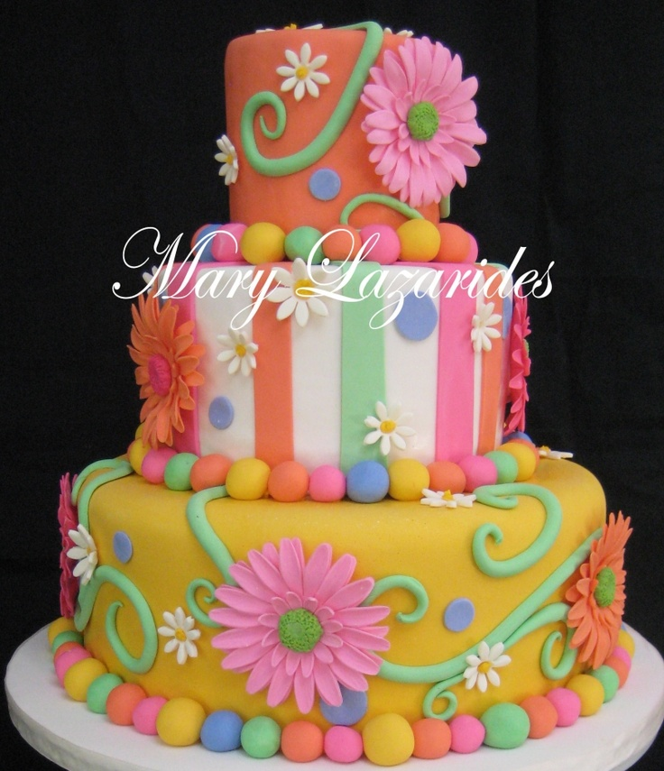 ... cakes and cupcakes on Pinterest | Torte, Birthday Cakes and Cake