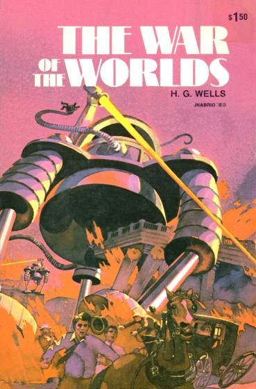 The War of the Worlds, Wells, H. G