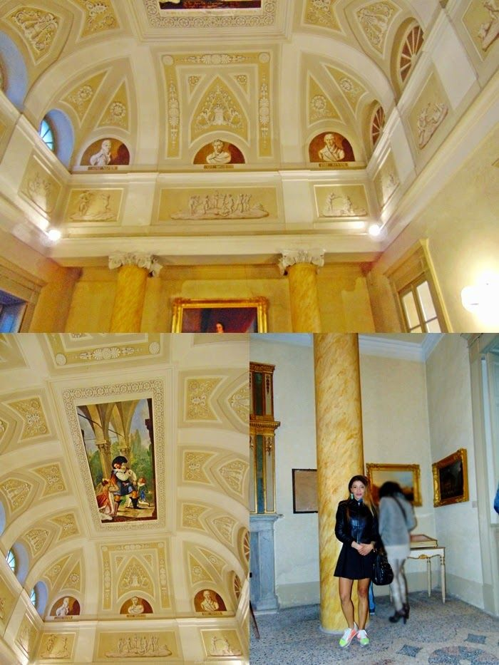 Palazzo Rubini, Romano di Lombardia - Italy