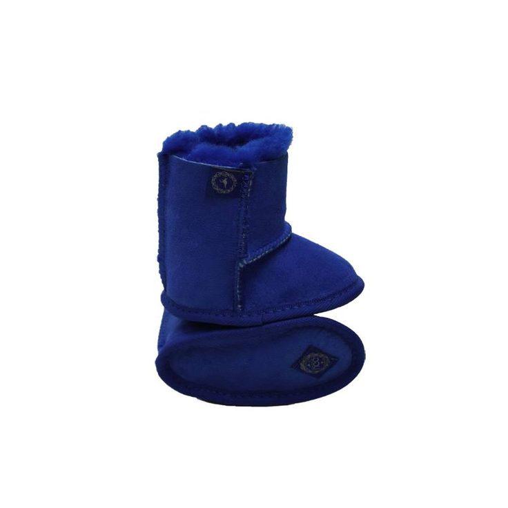 Ugg Australia - Joey Boots, now in Cobalt in limited release.