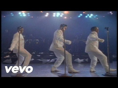 New Edition - You're Not My Kind Of Girl - YouTube