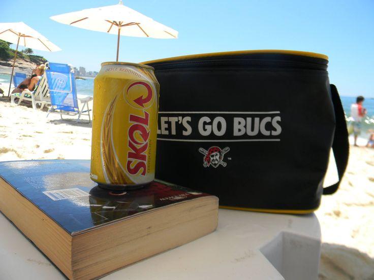 Beach, Book & Beers again