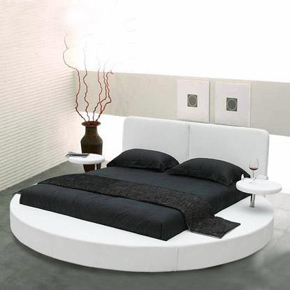 Unique Diy Round Bed Frame