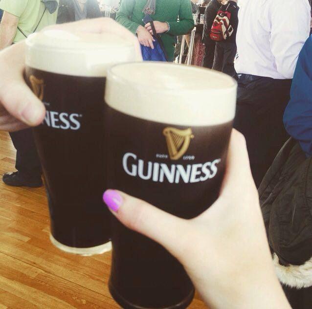 The Guinness Storehouse, Dublin, Ireland
