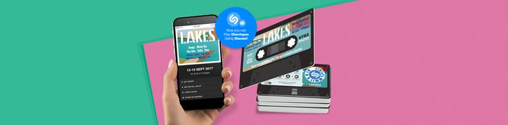 Sharetapes are card-sized mixtapes for mobile devices. Connect online playlists and create custom designs using cloud-based content. Get started with your own design today.