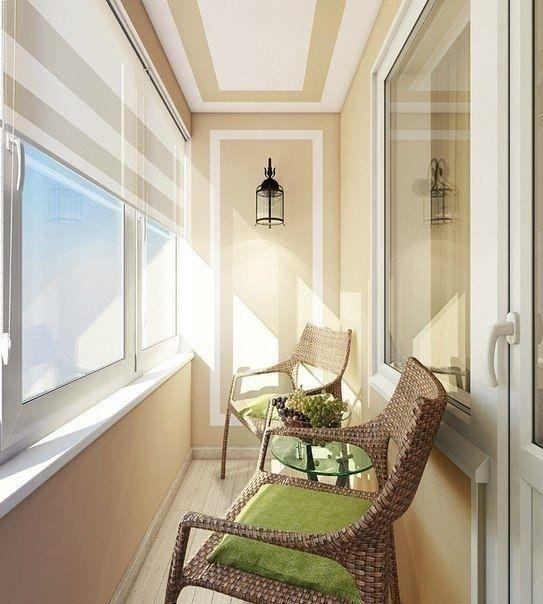 Кухня + балкон - Дизайн интерьеров | Идеи вашего дома | Lodgers