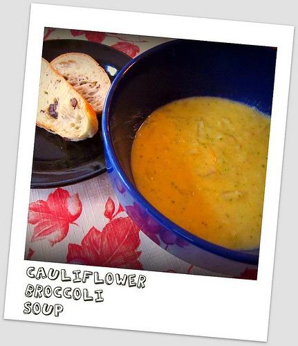 ... Pinterest | Broccoli soup recipes, Creamy cauliflower soup and Soups
