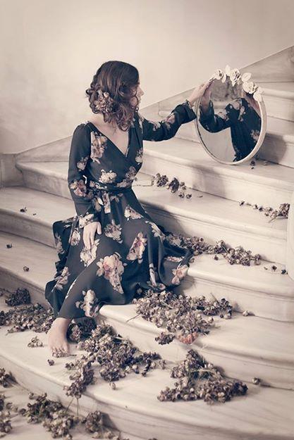 DASHER dress — at Megaron Hypatia.