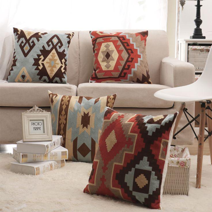 Oltre 20 migliori idee su fodere per cuscini su pinterest tessuto di scarto recuperare - Cuscini moderni per divano ...