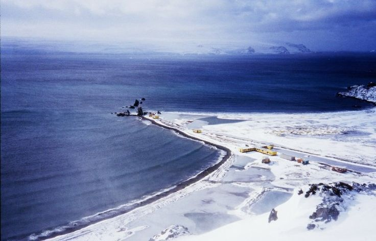 Antarctic circle: living with Russian scientists at the edge of the world