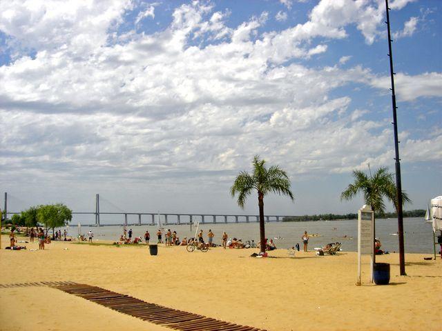 La Flora, Playa de Rosario