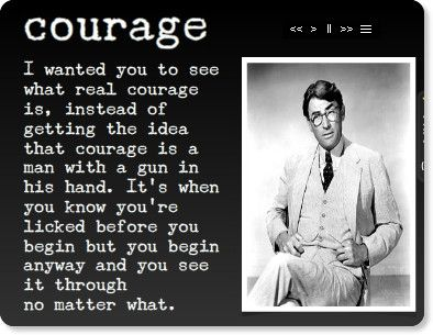 an analysis of the courage of atticus finch in to kill a mockingbird by harper lee To kill a mockingbird chapter summary in under five minutes harper lee's classic novel of modern american literature is one of the most taught books about hero atticus finch deals with race .