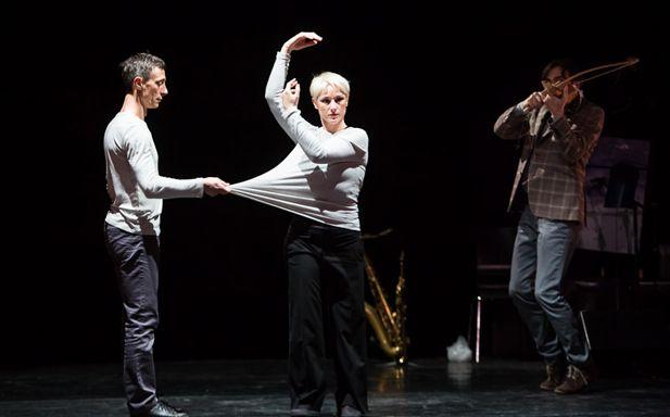 La tribologie des humains au Théâtre Dunois du 6 au 17 novembre 2013