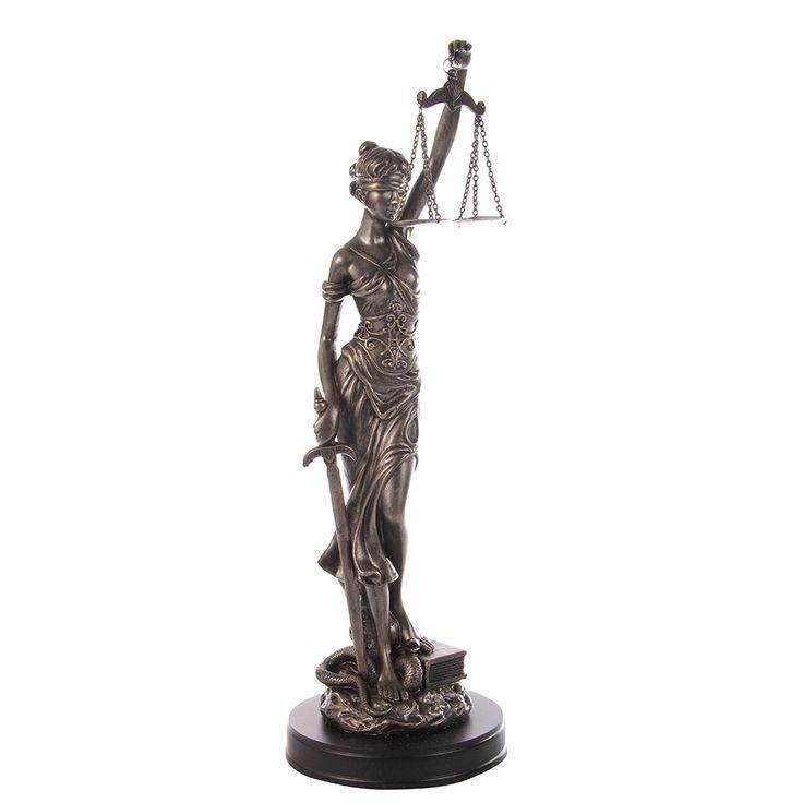 Importadora Rio - Figura Dama Justicia