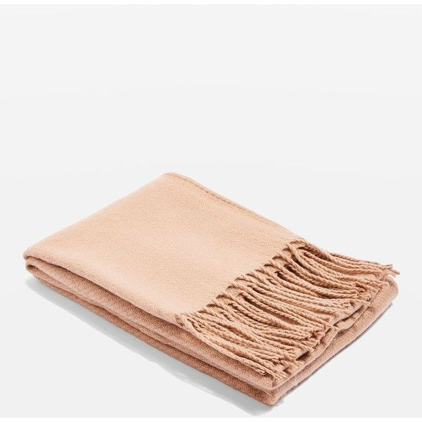 Topshop Supersoft Tassel Scarf ($21) ❤ liked on Polyvore featuring accessories, scarves, nude, tassel scarves, acrylic scarves and topshop scarves