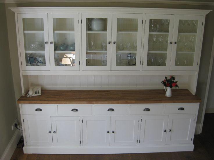 Built In Kitchen Dresser Kitchen Pinterest Shops