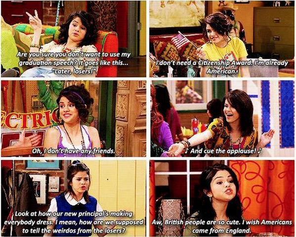 Alex Russo use to be bae