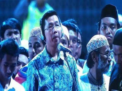 Muallaf: dr. Adi W Yeng berkisah awal berkenalan dengan video Zakir naik  kisah nyata