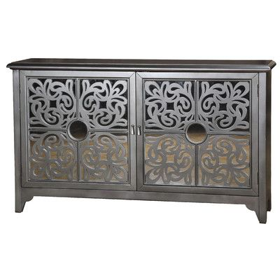 Pulaski Furniture Royal 2 Door Credenza