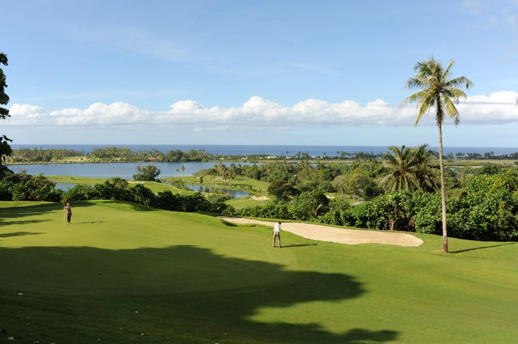 Moorea Green Pearl Golf Course. モーレア・グリーン・パール・ゴルフ・コース