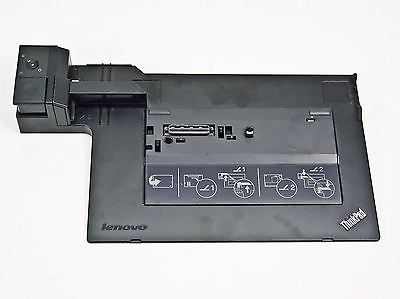 Lenovo T400S T410S T510 ThinkPad Laptop Mini Dock Plus Port Replicator 75Y5731