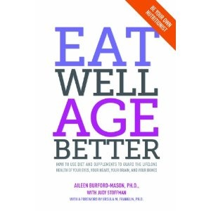 EAT WELL, AGE BETTER shows how you can recognize your nutritional shortfalls—deficits that will increase your risk of the degenerative diseases of age, including diabetes, osteoporosis, dementia, macular degeneration, heart disease, and stroke