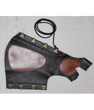 Arcus archery arm guard with glove, so want it!