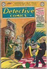 DETECTIVE COMICS #201 GD/VG  201 GD/VG £85 Sealed tear on spine; tape