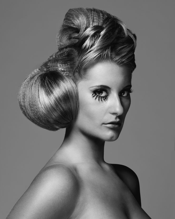 Hairdressing #hairstyle #tafe #updo