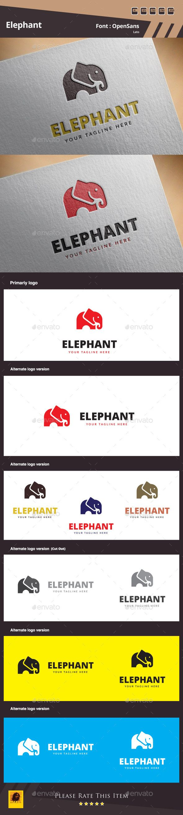 Elephant Logo Template (Transparent PNG, JPG Image, Vector EPS, AI Illustrator, TIFF Image, Resizable, CS, africa, animal, animals, art, big, blue, brand, corporate, creative, cute, design, elephant, elephants, head, huge, little, logo, media, modern, professional, simple, software, studio. graphic, turquoise, wild, wildlife)