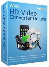 WinX HD Video Converter Deluxe v5.0.2