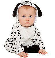 Little Dalmatian Fancy Dress