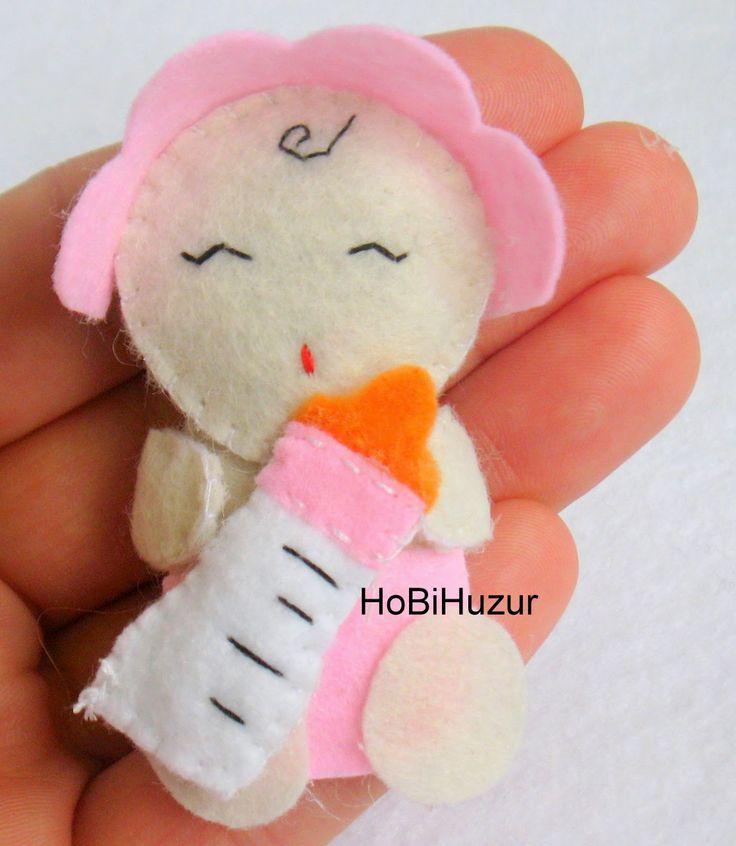 HoBiHuZuR: Şapkalı Bebeklerim :)