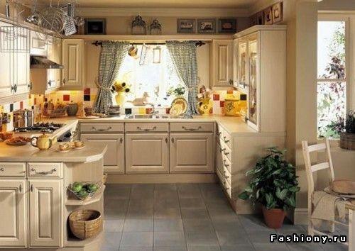 В поисках идеальной кухни. Часть 1: традиционный дизайн / самые красивые кухни