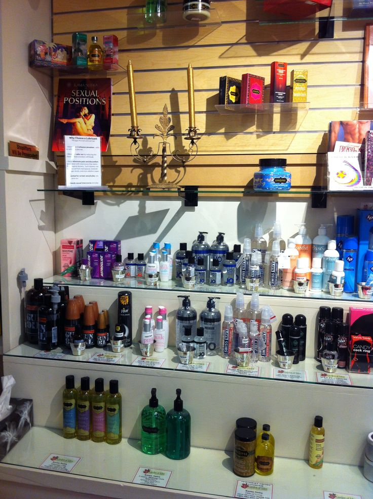 More Lubricants and Massage Oils within the store