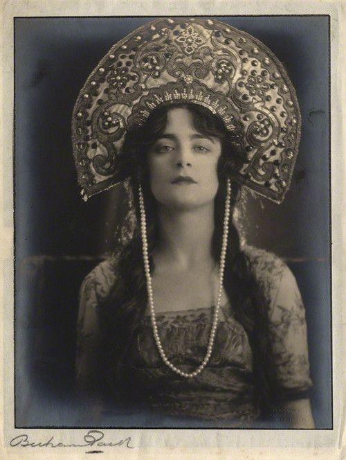Harriet Cohen by Bertram Park