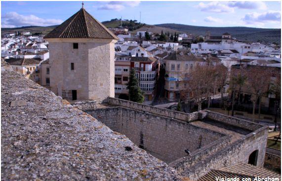 Castillo del Moral de Lucena - Viajando con Abraham