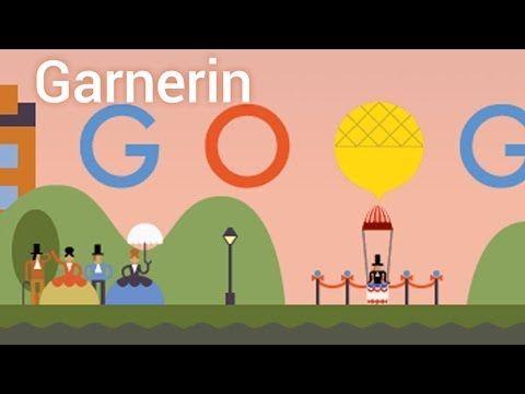 E' il 216° anniversario del primo lancio con il paracadute oggi, 22 ottobre, e Google non poteva mancare all'appuntamento regalando a tutti ...http://tuttacronaca.wordpress.com/2013/10/22/il-doodle-di-oggi-ci-fa-volare-e-precipitare-in-omaggio-a-garnerin/