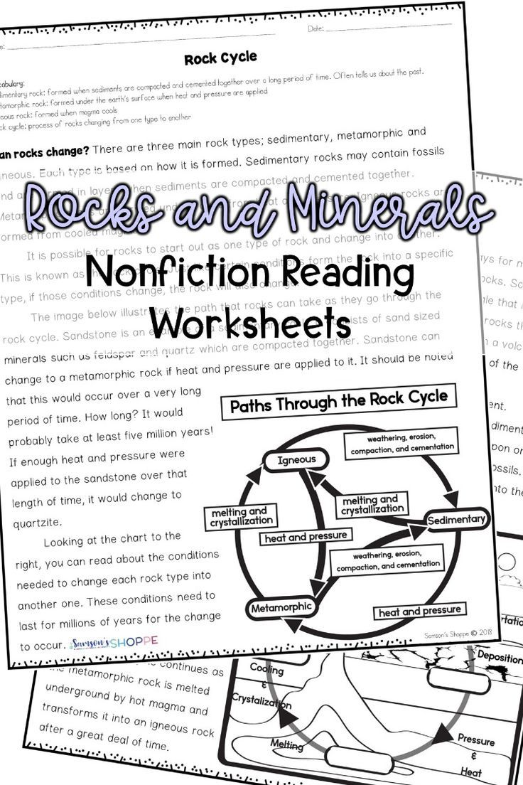 Earth Science Bundle Of Nonfiction Worksheets Hands On Stem Activities Earth Science Activities Earth Science Teaching