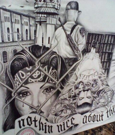 550 Best Images About Street Art / Chicano Arte On Pinterest