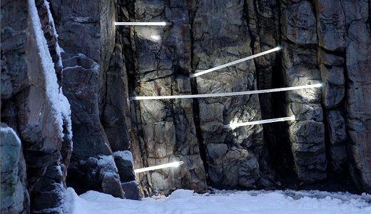 Levi Jackson – Sculpture de Lumière – One360.eu