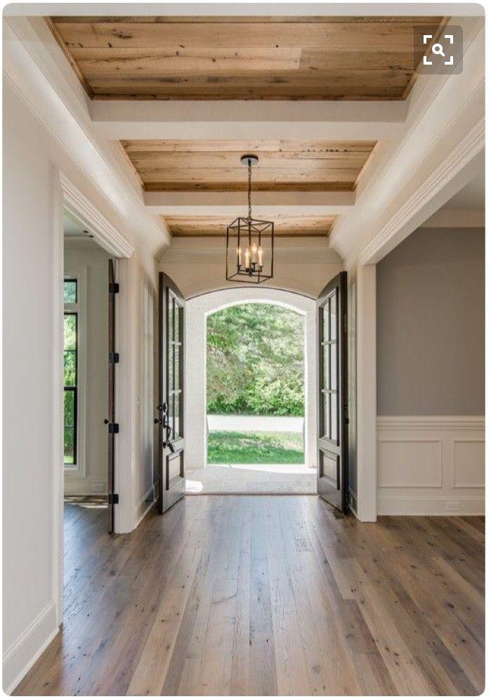 Foyer of my dreams