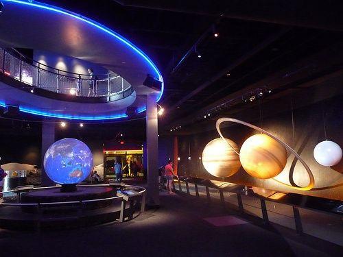 Adventure Science Center - Nashville, TN