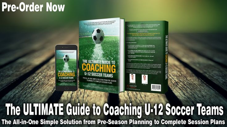 Discover Simple STEP BY STEP INSTRUCTIONS on how to setup, run, and coach through each session! Pre order today at https://go.coachestrainingroom.com/ultimate-guide-u-12 #coachestrainingroom #ayso #youthsoccer #coachingsoccer #soccerdrill #soccerdrills #soccercoaches #nikesoccer #nscaa #youthcoach #kidssoccer #ussoccer #uswnt #usmnt #barclays #soccertraining #soccerplan #soccerplans #soccersession #soccersessions #coachinglife